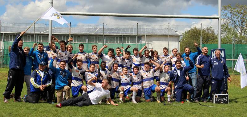 U16 TSV Handschuhsheim