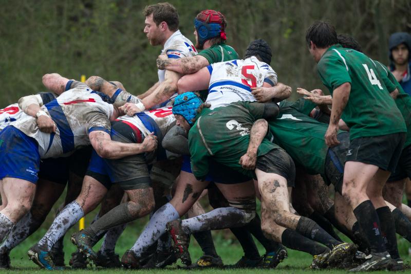 Am Samstag und Sonntag ist wieder Rugbytime