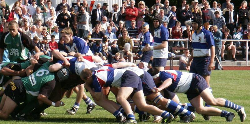 Um den Pokalsieg von 2005 zu wiederholen braucht die Mannschaft die Unterstützung der Fans