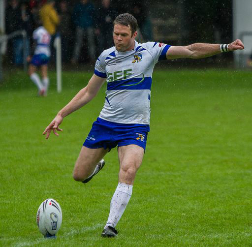 Mathias Pipa traf den entscheidenden Kick