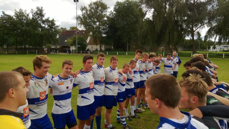 U18-Löwen starten RBW-Runde gegen die SG HRK / SCN