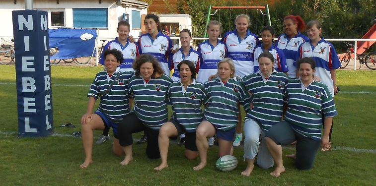 Heimturnier der Frauenmannschaft