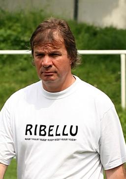 Eric Daniel gewann mit dem TSV 2005 den DRV-Pokal