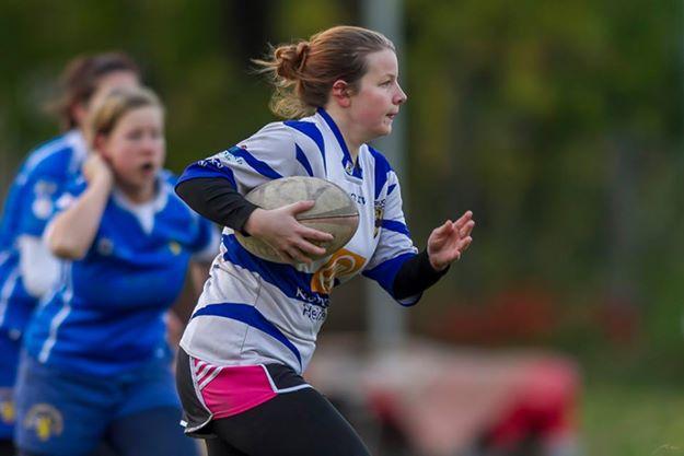 Die TSV-Frauen spielen in der Deutschen 7er-Liga