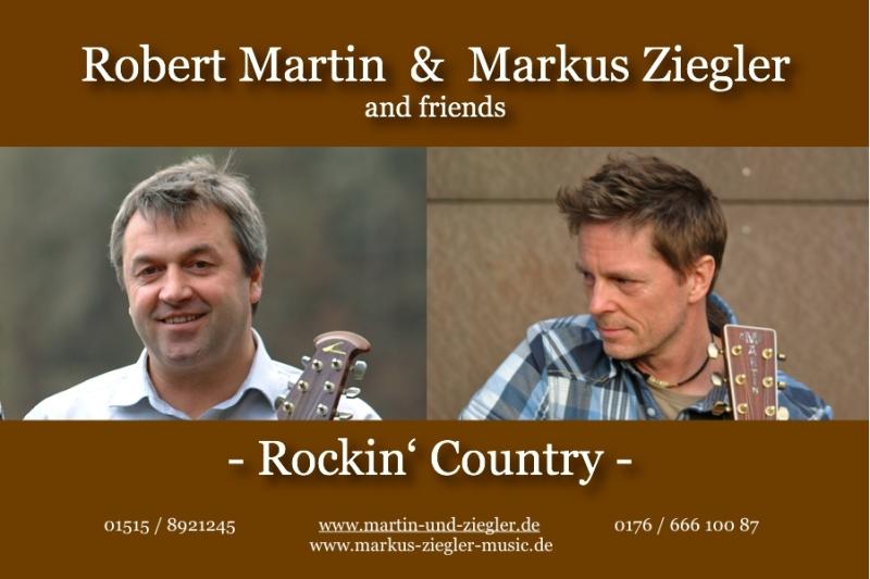 Samstags spielt Rockin Country