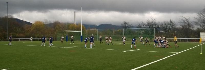 Die U23 spielte gegen Bad Honnef