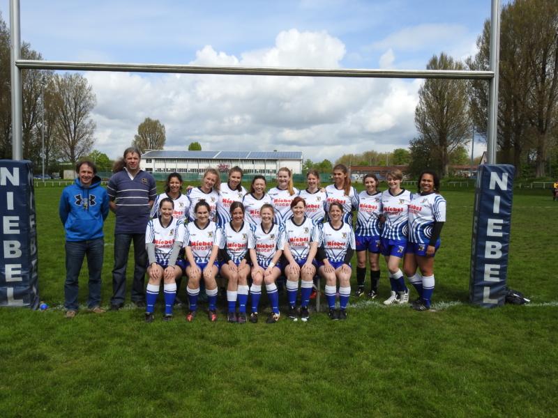 Die Frauenmannschaft spielte beim SCN