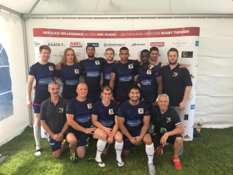 2. Turniertag der Löwen beim AMS 7s in Neckarsulm