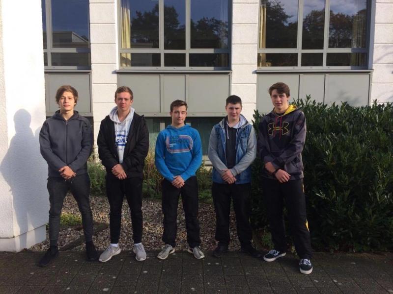 Hendesse für Deutschland beim U16-Lehrgang in Lindow