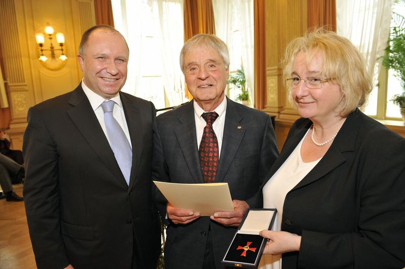 Heinz Reutlinger feiert seinen 90. Geburtstag