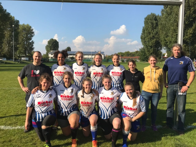 Review Frauen 7s-Turnier in Neuenheim