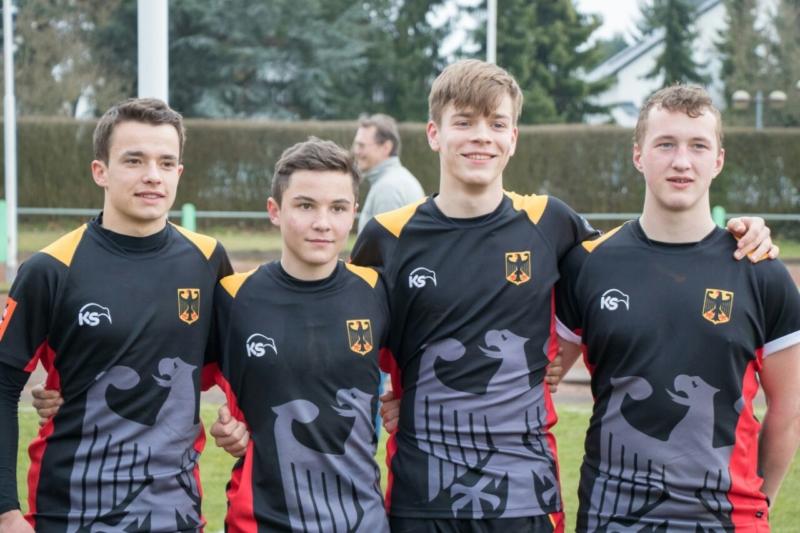 U16-Junglöwen für Deutschland