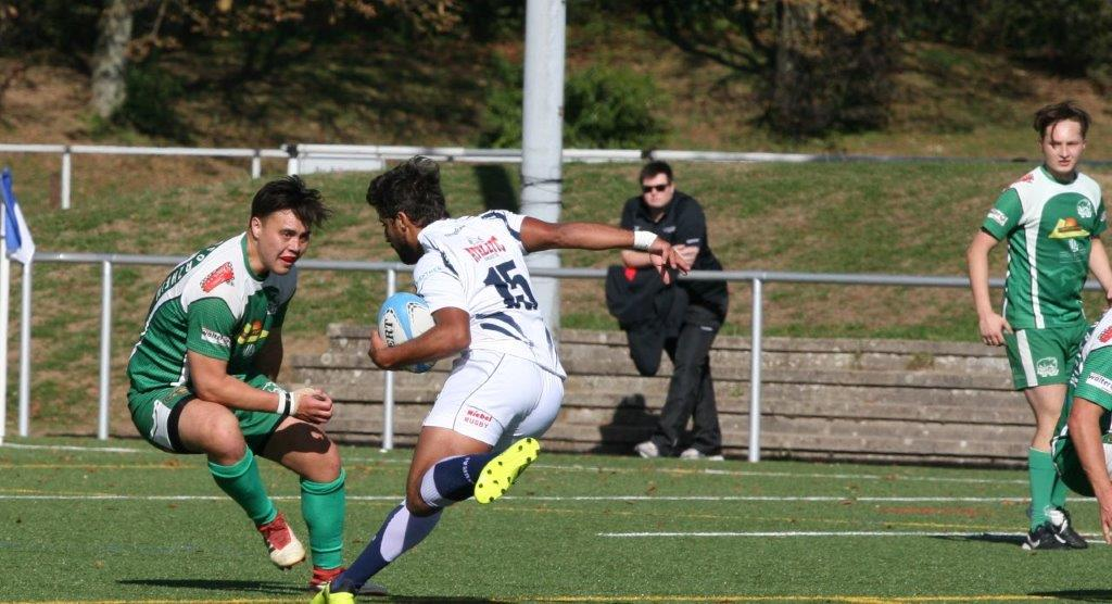 Review 1. XV vs. SG Pforzheim