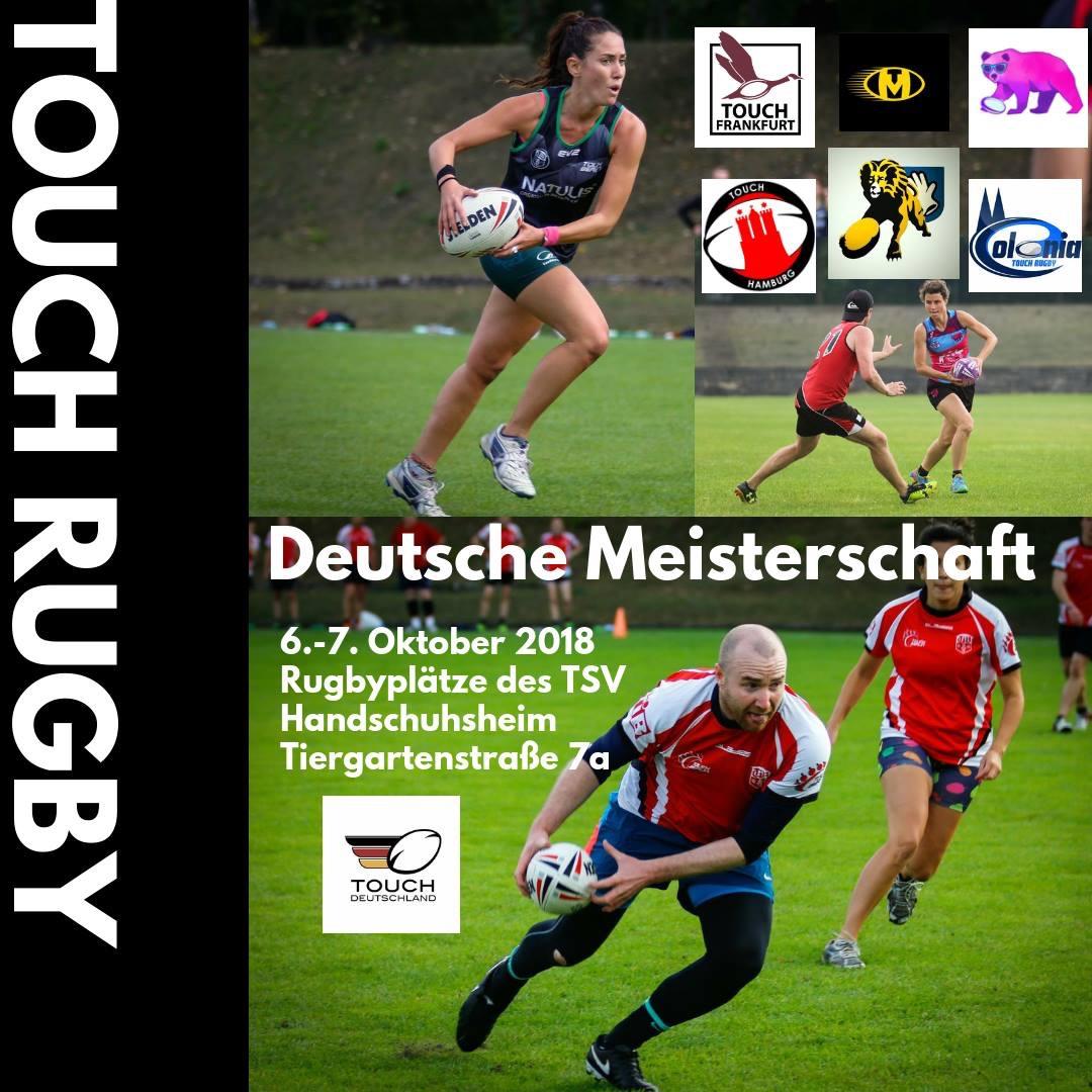 TSV freut sich auf Deutsche Touchmeisterschaften vor heimischen Publikum