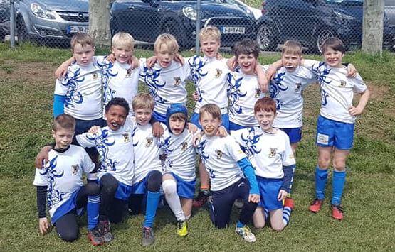 U8-U12 Löwen erfolgreich beim Gonder Rugby-Jugendfestival