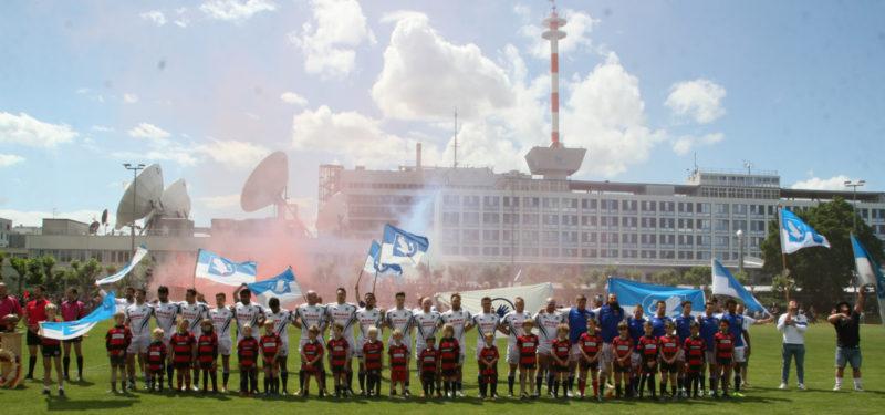 Impressionen des Finales um die Deutsche Rugby Meisterschaft 2019