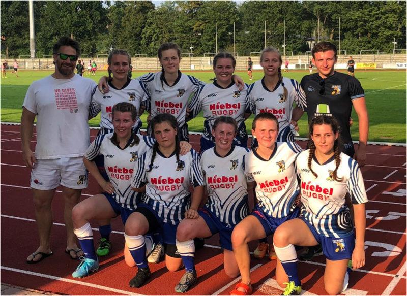 Löwinnen eröffnen in Bamberg erfolgreich die neue Spielzeit