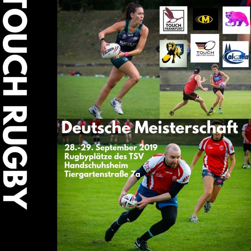 Touch Rugby Deutsche Meisterschaft
