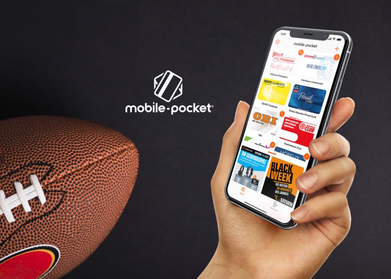 Kontaktlos Vorteile nutzen mit mobile-pocket