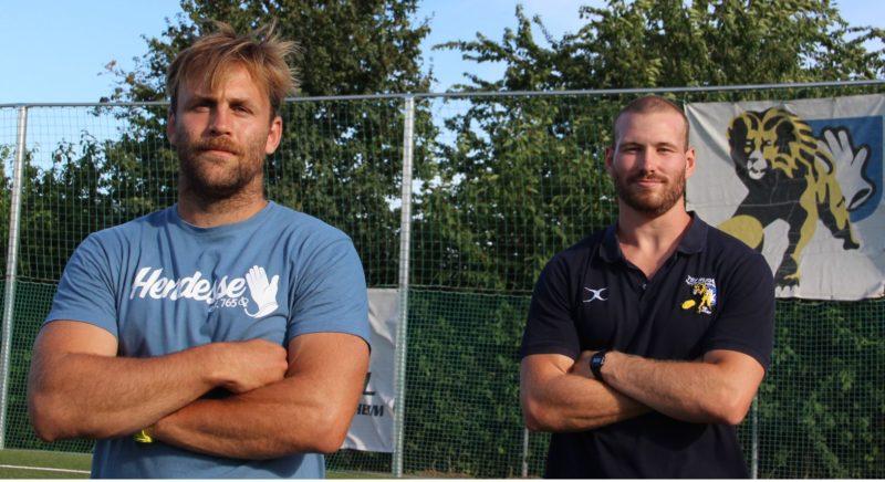 Neues Trainergespann bei den Löwen