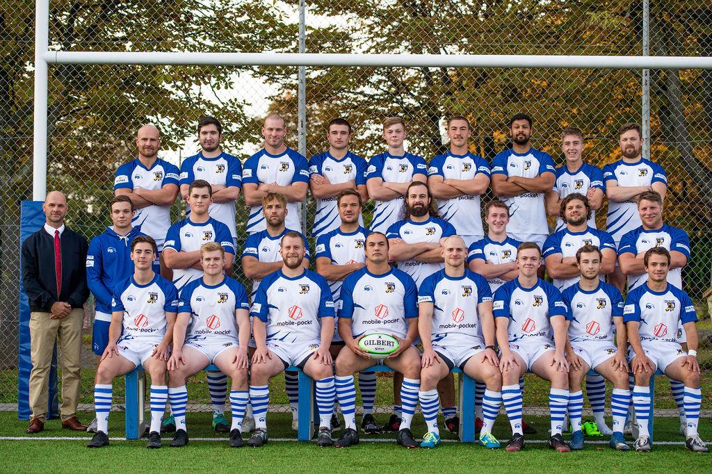 TSV Handschuhsheim Rugby - Die Löwen